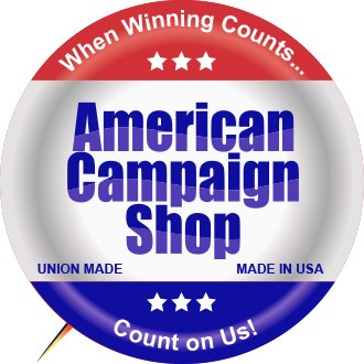 American Campaign Shop - UNION MADE IN THE USA